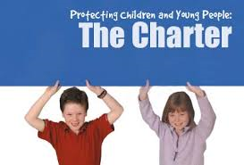 children with protect young children sign