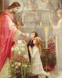 First_Eucharist