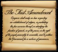 first amendment picture