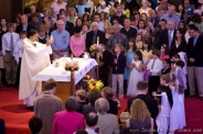 the Eucharist encountered