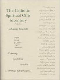Book - Spiritual Gifts Inventory