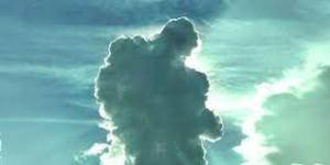 God holding us up