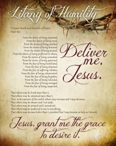 Litany-of-Humility