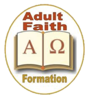 Adult Faith Formation #2