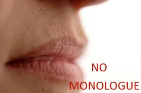picture for no monologue