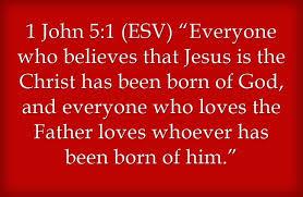 1 John 5  1