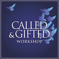 Called and Gifted logo