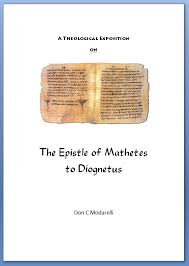 epistle of Mathetes to Diognetus