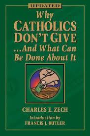 bookcover of Why Catholics Don't Give