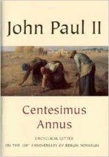 Encyclical Centesimus Annus
