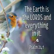 Psalm 24 1