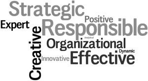 strategic and responsible
