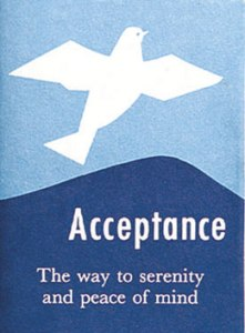 Accepptance book cover