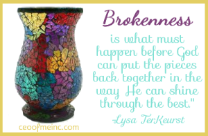 brokenness quote