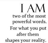 I am #2