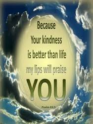 Kindness of God