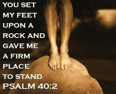 stand on the Rock
