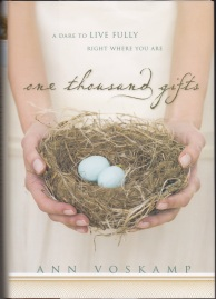 one thousand gifts ann voskamp