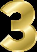 number #3