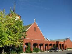 Sacred Heart Church Bosei ID