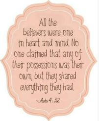 Acts 4 32