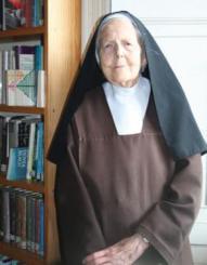 Ruth Burrows Sister Rachel