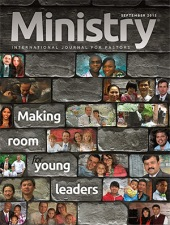 cover of Ministry Magazine