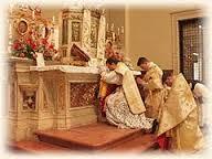 priests-genuflecting