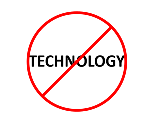 no-technology