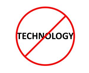 no-technology