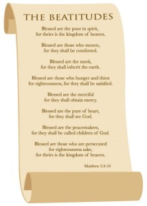 words-of-the-beatitudes