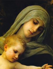 Mary to Jesus